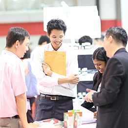 Exhibitor at Fi Asia