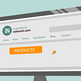 Access Ingredient Network to update your profile