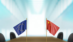EU and China trade exports