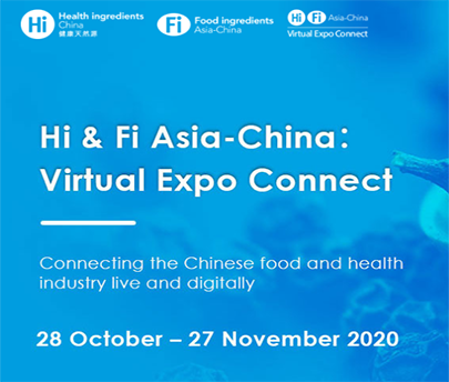 Hi & Fi Asia China virtual expo Connect