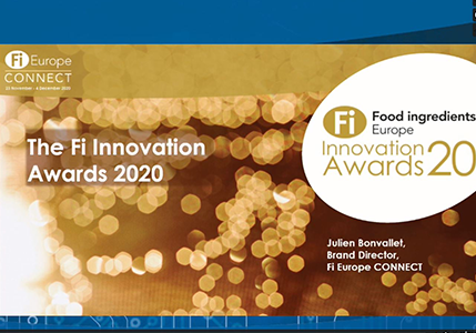 Fi Europe CONNECT - innovatio award winner announcement