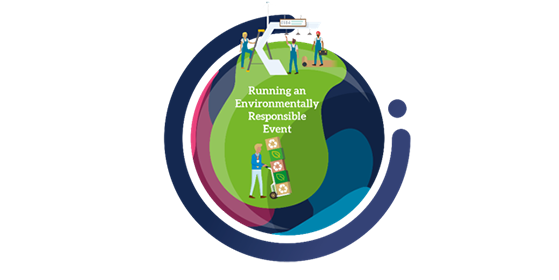 Run the event in an environmentally responsible way