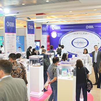 Innovation Zone at Fi Asia