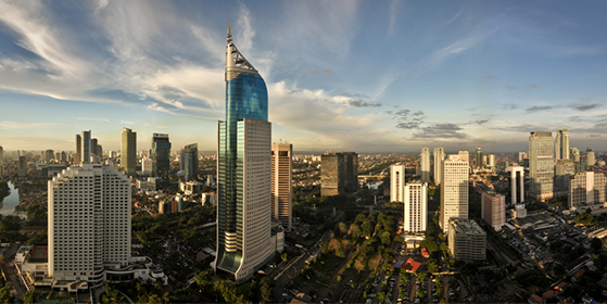 Jakarta, where Fi Asia 2020 is held