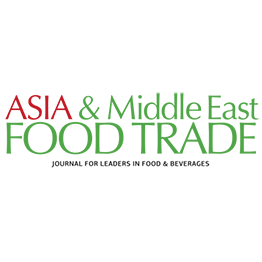 Asia & Middle East Food and Trade Journal logo
