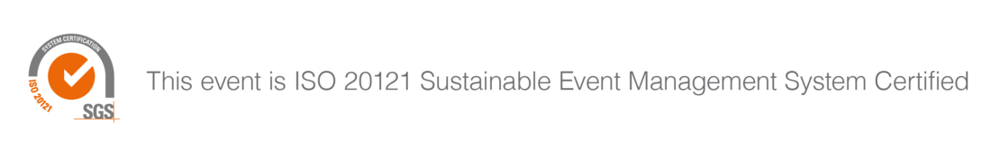 FI Europe ISO 20121 Sustainability Certificate