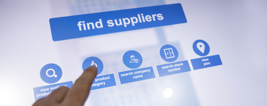 Find the suppliers you're looking for