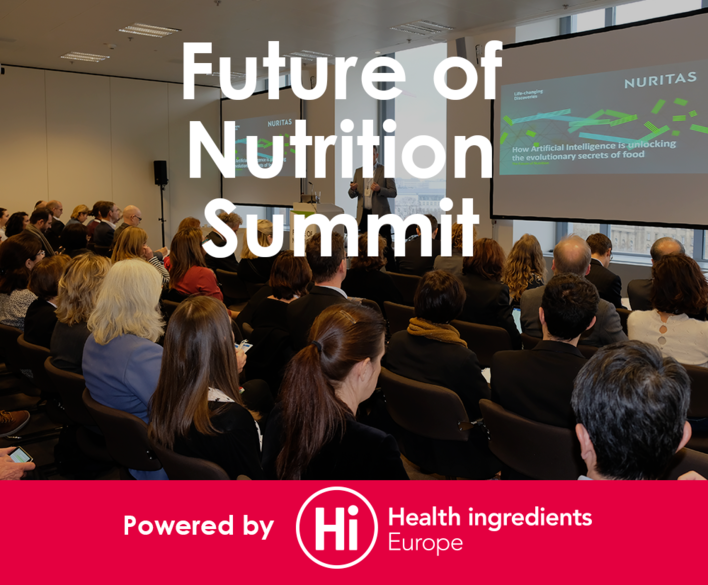 Future of Nutrition Summit at Hi Europe